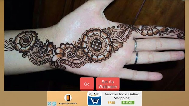 Mehndi Fingers Crossword : Latest mehndi designs by pgl apps art design category