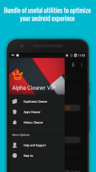 Alpha Cleaner VIP [Boost & Optimize] - 50% OFF