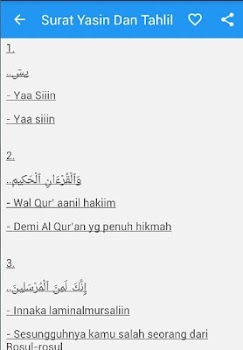 Download Surat Yasin Arab Latin Dan Terjemahan Pdf