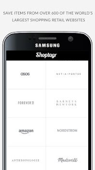 690b69c5c249 Shoptagr - by Shoptagr - Category - 849 Reviews - AppGrooves ...