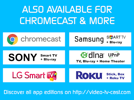 Video & TV Cast | Fire TV - Web Video Cast Browser