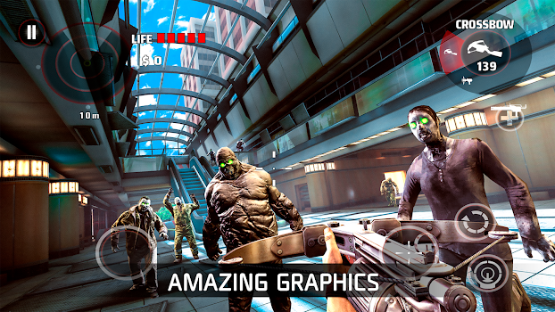 Dead trigger offline zombie shooter by madfinger games 1 app dead trigger offline zombie shooter malvernweather Images