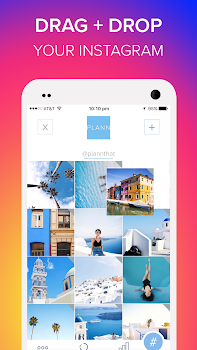 Plann: Preview, Analytics + Schedule for Instagram