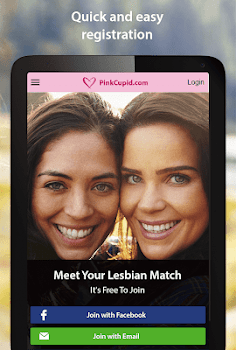Lesbian dating apps free