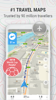 mapsme offline map and travel navigation