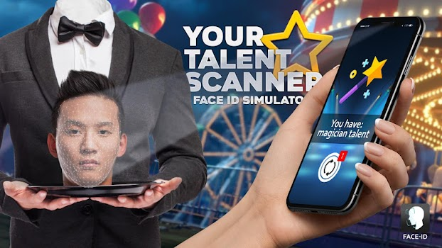 Your talent scanner face id analysis simulator