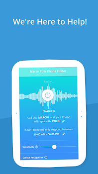 Marco Polo V3 | Phone Finder