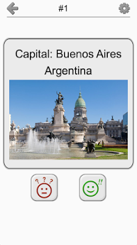 Capital Cities of World Continents: Geography Quiz