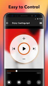Cast to TV - Chromecast, Roku, cast videos to tv
