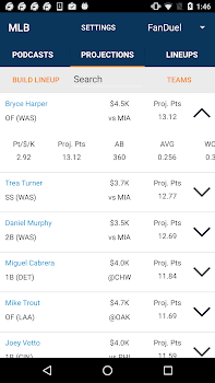 RotoGrinders - DFS Strategy, Lineups, and Alerts