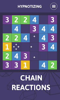 POP4 Number Puzzle Game