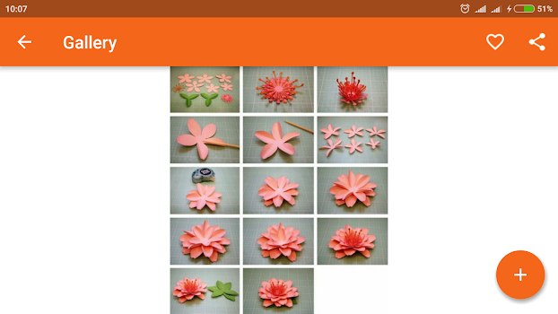 Origami Flowers Instruction By Mueeza Apps Education Category