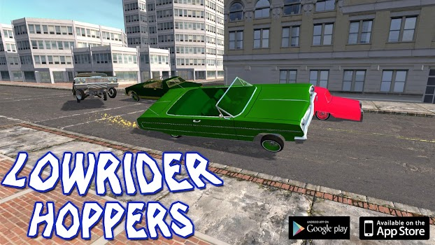 Lowrider Hoppers - by Stop4Sanity LLC - Arcade Games Category - 1,970  Reviews - AppGrooves Best Apps