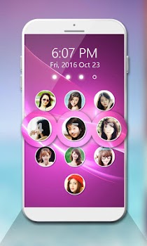 photo keypad lockscreen