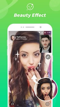 LivU: Meet new people & Video chat with strangers