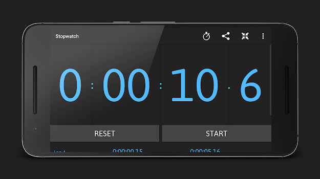 Stopwatch and Timer
