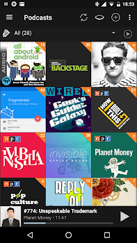 Podcast Addict