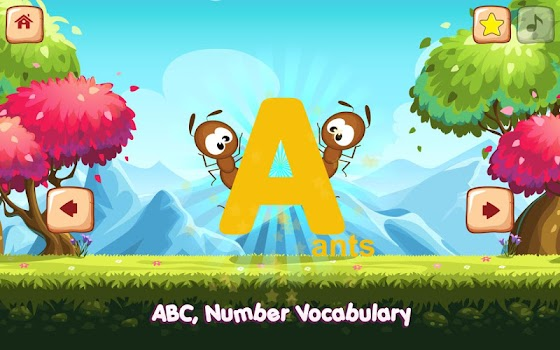 ABC Kids & Tracing Games