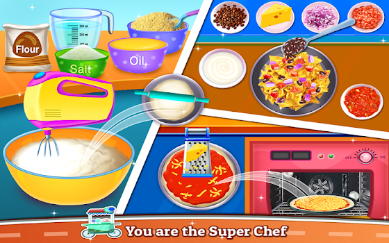 Street food cooking game crazy kitchen chef by crazyplex llc street food cooking game crazy kitchen chef forumfinder Choice Image