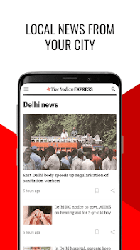 Indian Express - Latest & Breaking News + ePaper