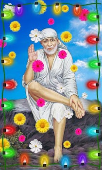 Sai Baba Live Wallpaper By Rudra Best Apps Entertainment