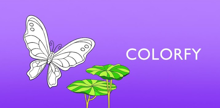 Colorfy Coloring Book for Adults Free by Fun Games For Free