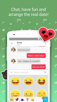 WannaMeet –Dating & Chat App