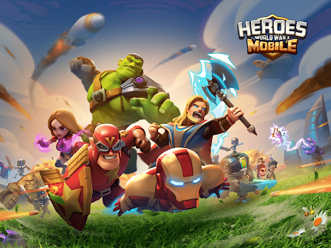 Heroes Mobile: World War Z