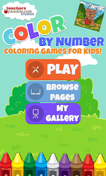 Color By Numbers - Art Game for Kids and Adults - by ...