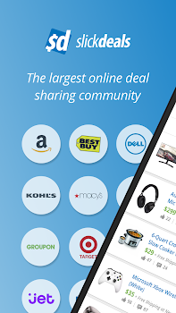 Slickdeals: Coupons and Deals