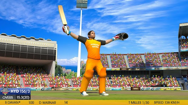 Real World Cricket 18: Cricket Games