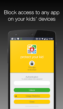 Protect Kid Parental Control