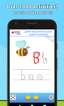 ABC Flash Cards Game for Learning English