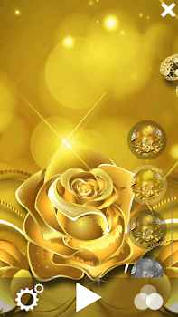 Royal Flowers Live Wallpaper By Cute Live Wallpapers And