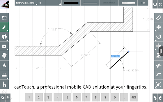 CAD Touch Pro - by cadTouch Software - Art & Design Category - 878 ...