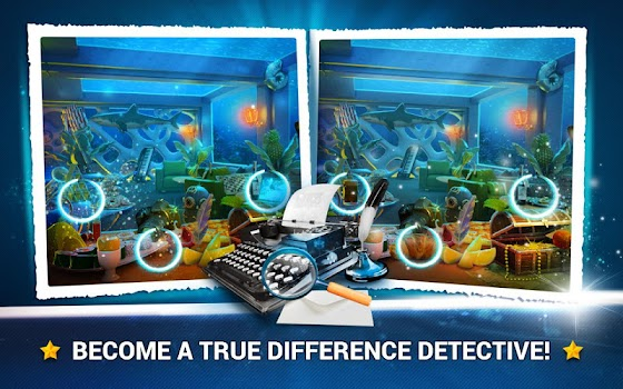 Find the Difference Rooms – Spot it