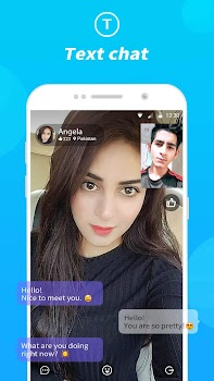 LovU: Meet new people & Video chat with strangers
