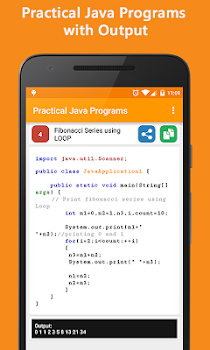 Java Programs and Questions