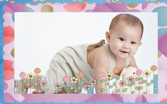 Baby Photo Editor Frames Free - by Photo Frames And Effects ...