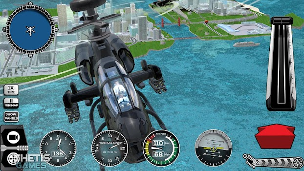 Helicopter Simulator 2017 Free