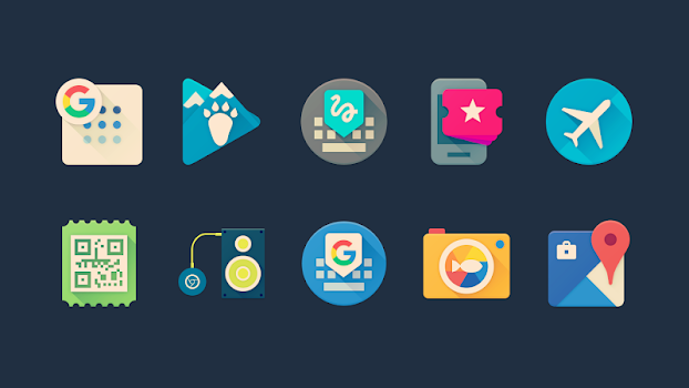 Halo - Free Icon Pack