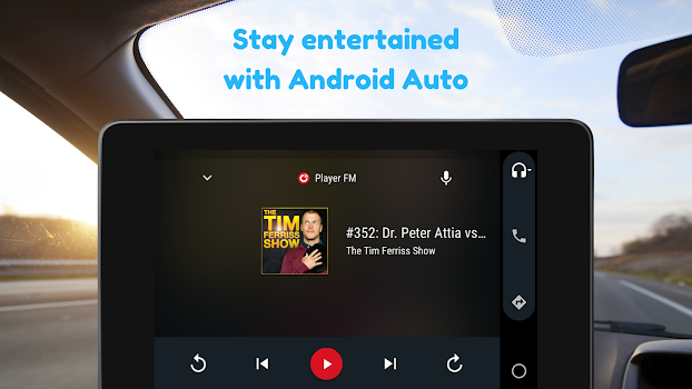 Podcast App: Free & Offline Podcasts by Player FM