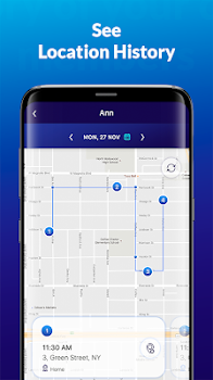 GPS Phone Tracker - Family Search