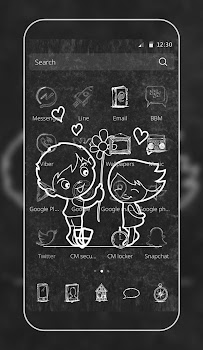 Blackboard Love Theme