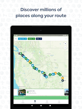 Roadtrippers - Trip Planner