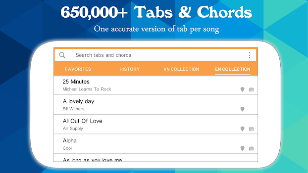 Perfect Guitar Tabs & Chords - by SENSOR NOTES - Music & Audio ...