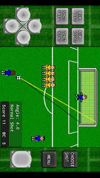 Gachinko Football: Free Kick