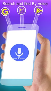 Voice Search-Explore Internet Through Voice