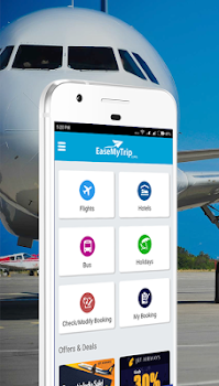 EaseMyTrip – Cheap Flights, Hotels, Bus & Holidays