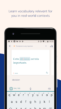 Lingvist: Learn Spanish, French, German & more!